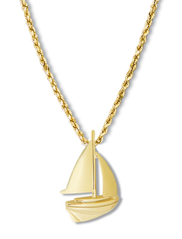 Sloop Pendant Small