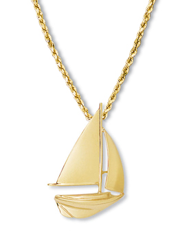 Sloop Pendant Medium