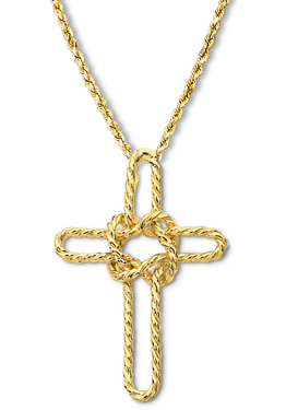 Sailors Cross Pendant Medium