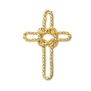 Sailors Cross Pin Medium