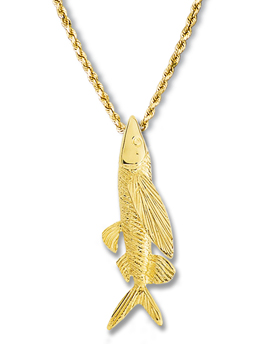 Flying Fish (Significant Passage) Pendant