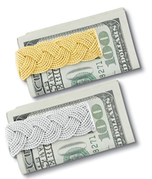 Turk's-head 6 Strand Money Clip