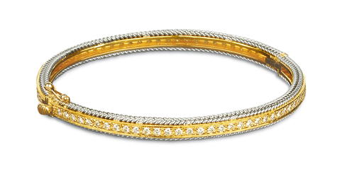 Rope Bands Bracelet Diamond 7