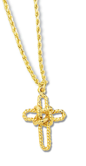 Sailors Cross Pendant Small