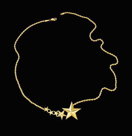 Five Star Necklace  16