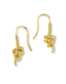 Stopper Knot Earrings