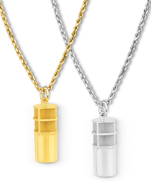 Can Buoy Small Pendant