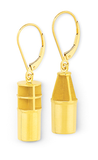 Nun-Can Dangle Earrings