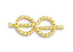 Figure Eight Knot Pin