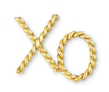 Rope XO Pin