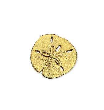 Sand Dollar Large Pin
