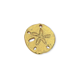 Sand Dollar Small Tie Tack