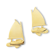 Catboat Earrings