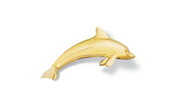 Dolphin Pin Medium