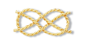 Lovers Knot Pin