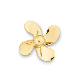 Propeller 4 Blade Pin Medium