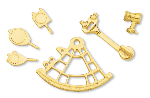 Sextant Pin Medium