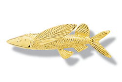 Flying Fish (Significant Passage) Pin