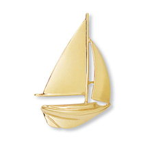 Sloop Pin Medium