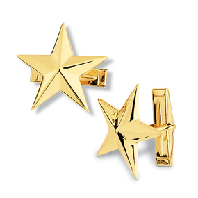 Star Cuff Links